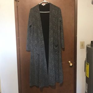 LulaRoe Cardigan, Small